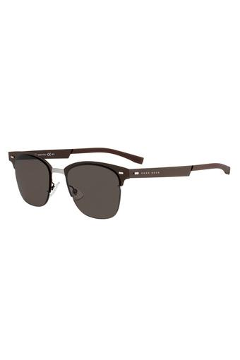 Mens Club Master UV Protected Sunglasses - BOSS0934NS4IN