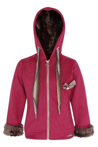 ZIAMA -  MagentaWinterwear - Main