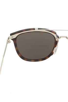 Unisex Brow Bar UV Protected Sunglasses - CAR127SSCT