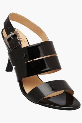 FEMINA FLAUNTWomens Party Wear Ankle Buckle Closure Heel Sandal