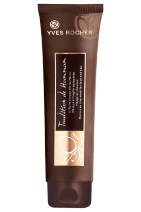 Tradition De Hammam Moroccan Clay Mask For Face & Hair 100ML