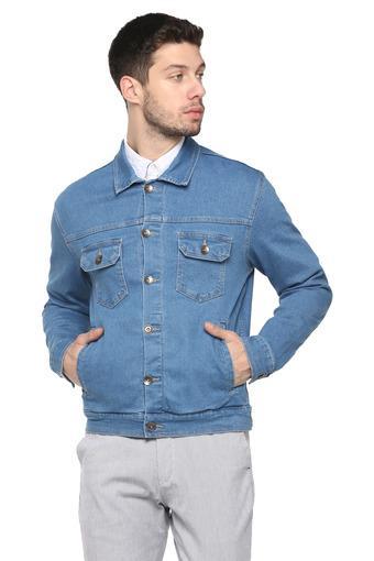 UNITED COLORS OF BENETTON -  Light BlueWinterwear - Main