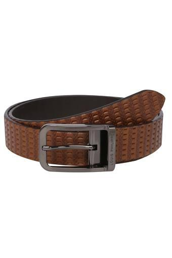 LOUIS PHILIPPE -  Brown Belts - Main