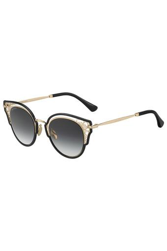 Womens Cat Eye UV Protected Sunglasses - JIMDHELIAS2M2