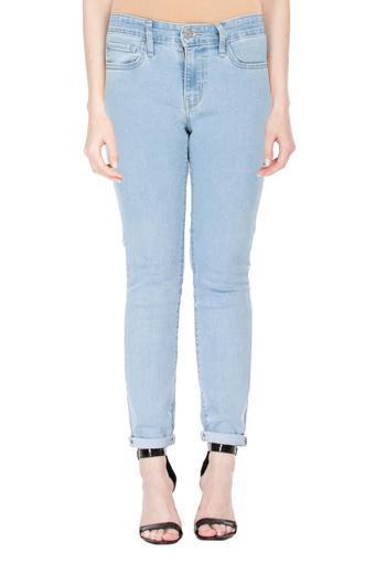 LEVIS -  Light BlueJeans & Leggings - Main