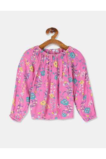 U.S. POLO ASSN. -  Baby PinkTopwear - Main