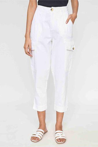 AND -  WhiteTrousers & Pants - Main