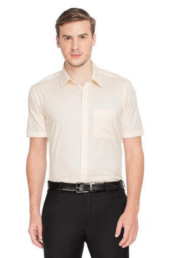 RAYMOND -  RedFormal Shirts - Main