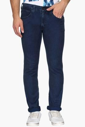 LEVISMens 5 Pocket Skinny Fit Mild Wash Jeans
