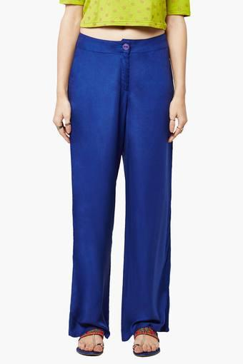 Womens Straight Cut Pants
