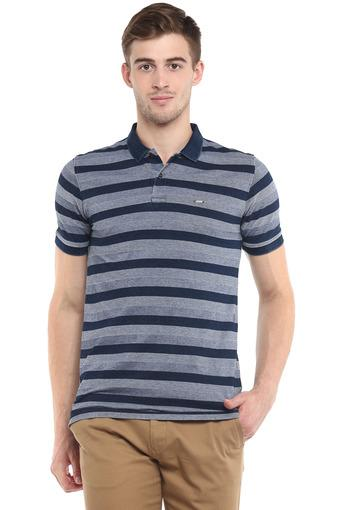 VAN HEUSEN SPORT -  NavyT-shirts - Main