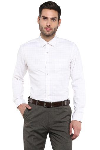 ARROW NYC -  White MixShirts - Main