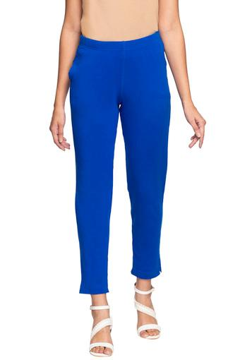 GO COLORS -  Royal Blue Pants - Main