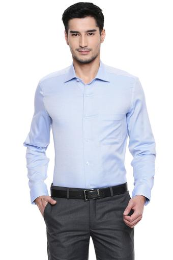 LOUIS PHILIPPE -  Blue Shirts - Main