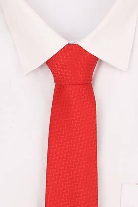 Mens Self Printed Tie