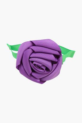 Girls Rose Corsage Hair Clip (2 - 8 Years)