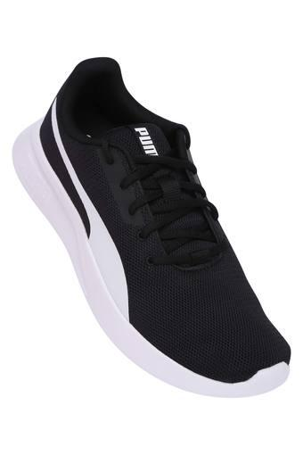 PUMA -  Black Sports Shoes & Sneakers - Main