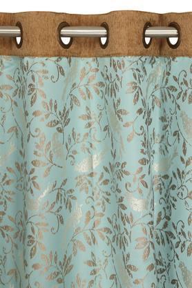 ARIANA - Royal BlueDoor Curtains - 1