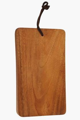 BACK TO EARTHRectangular Chopping Board With Hanging Loop - 201102770