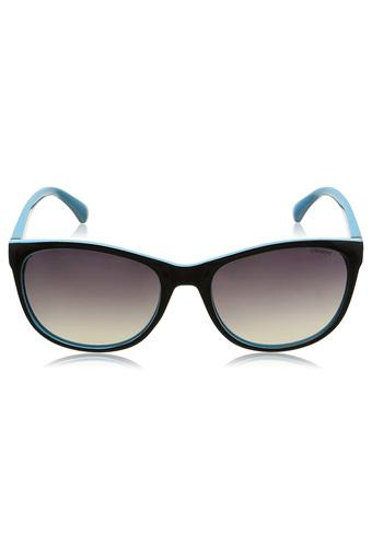 Womens Cat Eye UV Protected Sunglasses - 217331D515