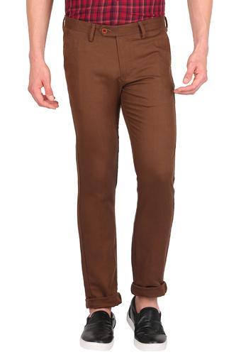 INDIAN TERRAIN -  ChocolateCargos & Trousers - Main