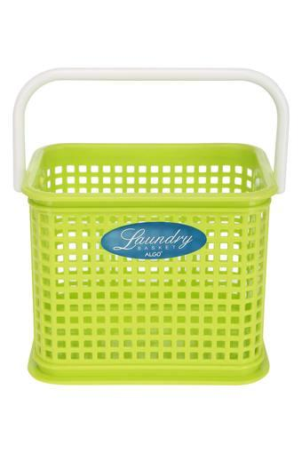 IVY -  Green Laundry Baskets - Main