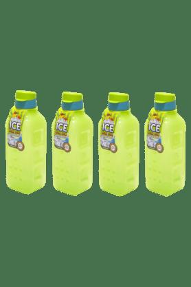 LOCK & LOCKIce Fun And Fun Fridge Bottle - 1 Litre (Set Of 4)