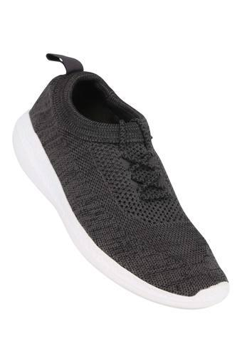 ALLEN SOLLY -  Grey Sports Shoes - Main