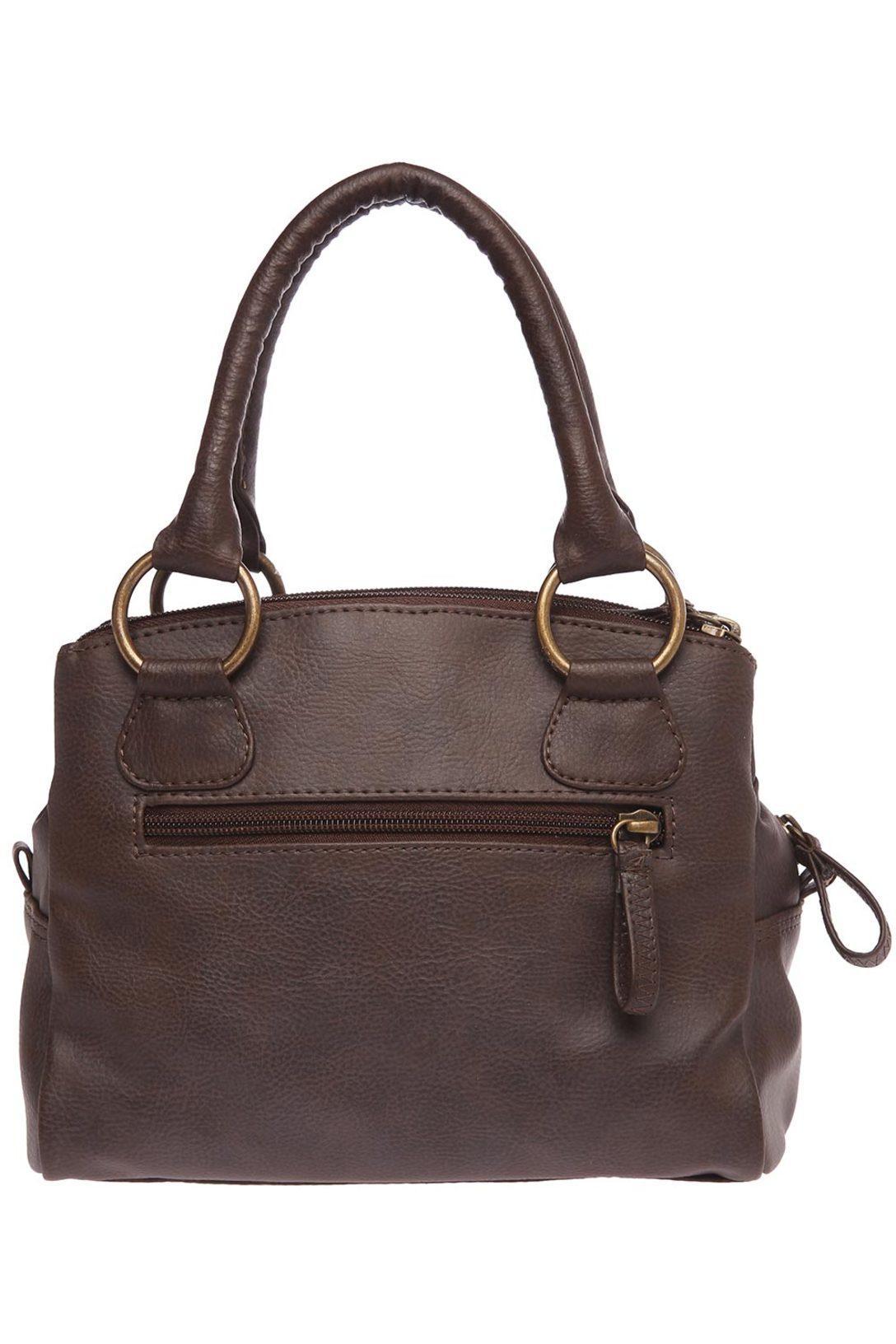 Buy BAGGIT BAGGIT - Womens Bisleri Tingtong Brown Handbag ... e8b92868ccde