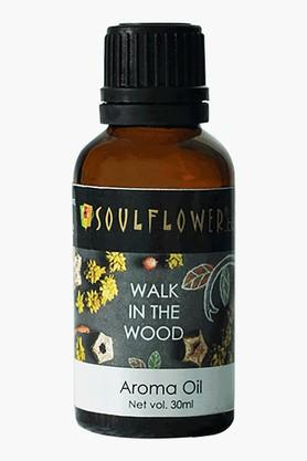 SOULFLOWER Walk In The Woods Fragrance Aromatic Oil - 30ml