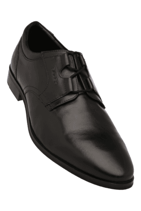 RUOSHMens Leather Lace Up Formal Shoe