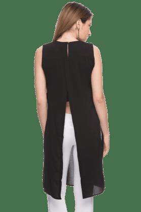 Women Sleeveless Party Tunic