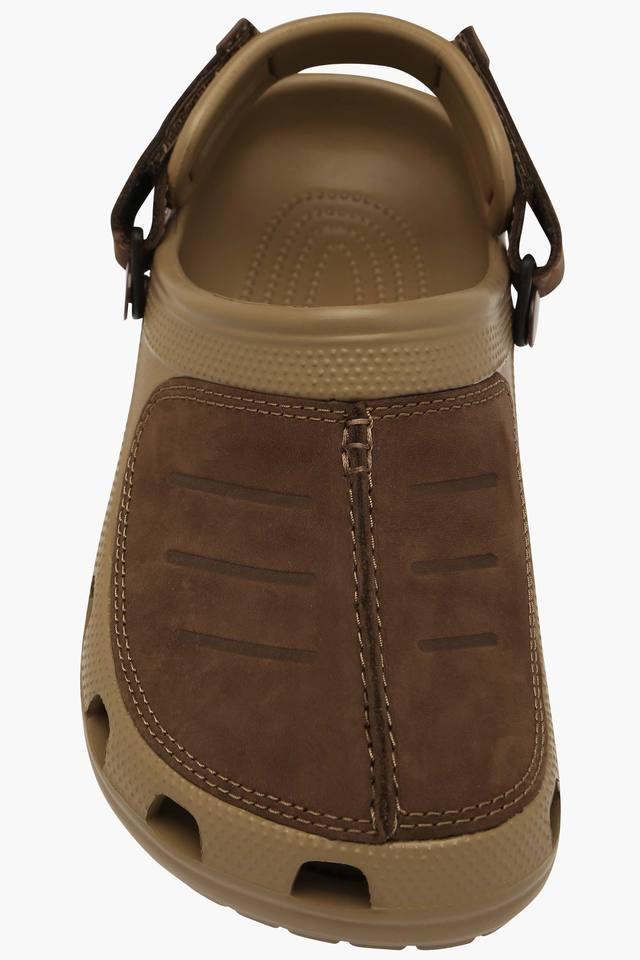 Womens Casual Velcro Closure Clogs