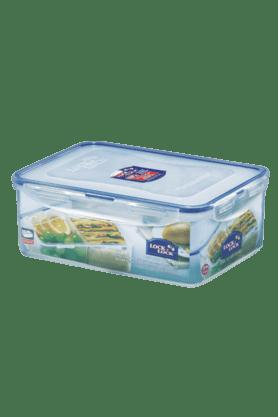 LOCK & LOCKClassics Rectangular Food Container With Divider - 2.6 Litres