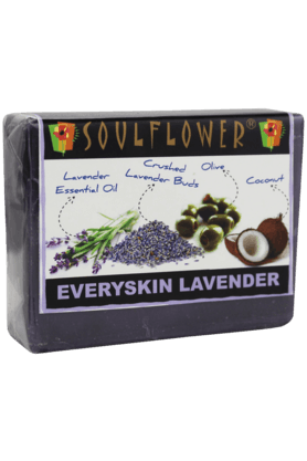SOULFLOWER Everyskin Lavender - Soap