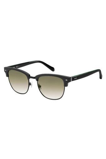 Unisex Club Master UV Protected Sunglasses - FOS2057S0039K