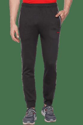 BLACK PANTHERMens Solid 2 Pocket Track Pant