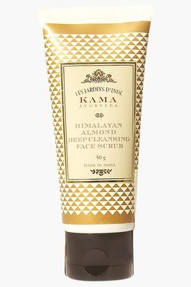 Himalayan Almond Deep Cleansing Face Scrub For Men - 50 GM