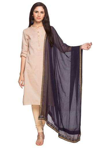 W -  Midnight Churidar & Salwars & Dupattas - Main
