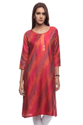 KASHISHKashish Womens Regular Fit Kurta