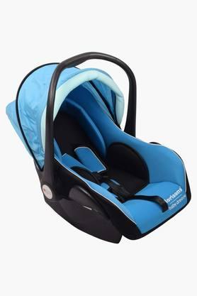 Baby Car Seat Cum Carry Cot-Blue