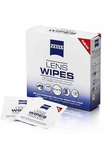 Lens Cleaning Wipes - Pack of 32 pcs