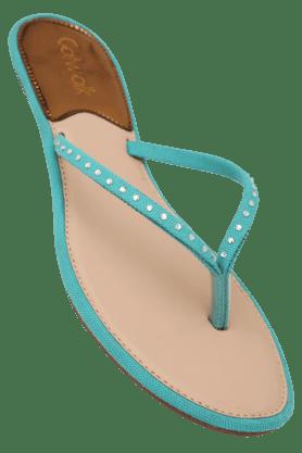 CATWALKWomens Daily Wear Slipon Flat Chappal