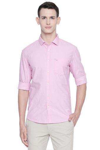 BASICS -  PinkCasual Shirts - Main