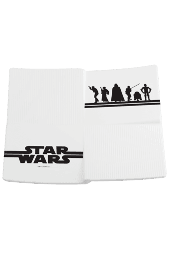 Star Wars Warriors - Quadra Platter
