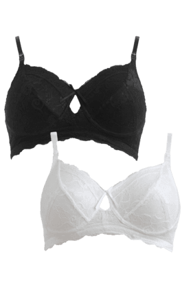MOTHERCARE Maternity Nursing Bra -Pack Of 2