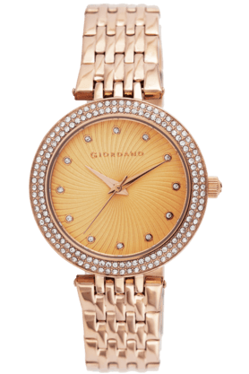 GIORDANO Giordano Womens Watch-2737-55 (Use Code FB20 To Get 20% Off On Purchase Of Rs.1800)
