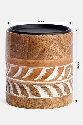 BACK TO EARTH - NaturalCandle Holders - 2