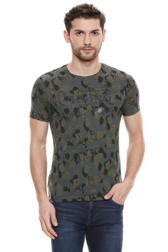 KILLER -  OliveT-Shirts & Polos - Main