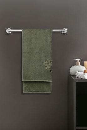 TREASURES - OliveBath Towel - 2